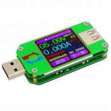 UM24 USB 2.0 Color LCD Display Tester Voltage Current Meter Voltmeter Measure
