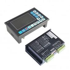 NVUM_SP DDCSV2.1 CNC 4-Axis Engraving Controller Motion Control + Stepper Motor Controller FMD2740C