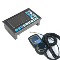 NVUM_SP DDCSV2.1 CNC 3-Axis Engraving Controller Motion Control + NVMPG-3D CNC Manual Pulse Generator MPG