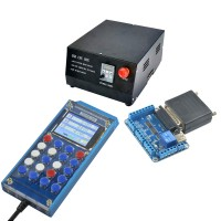 NC200 6 Axis USBMACH3 Controller Board + 4 Axis NVBOX Controller Box + NVSK 6 Axis Hand Manual DDREAM
