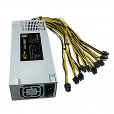 1800W JLN-2000T APW3+ Mining Power Supply for Antminer Bitcoin Mining S7/S9/D3/L3