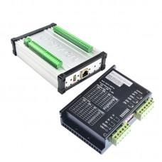 MACH3 4 Axis Montion Controller NVEC4 + Stepper Motor Controller FMD2740C