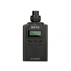 BOYA BY-WXLR8 UHF Wireless XLR Transmitter for BY-WM8 BY-WM6 BY-WHM8 Microphone System