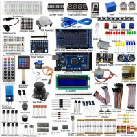 ULTIMATE UNO R3 Updated Starter Kit for 2560 LCD1602 Arduino Servo Motor