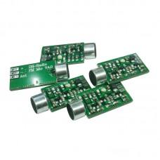 Mini FM Transmitter Module 100MHz Mini Bug Wiretap Dictagraph Interceptor MIC V4.0 Core Board