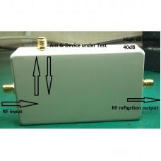 500KHz-2.5GHz 40dB RF Bridge Reflection Bridge VSWR Network Analyzer