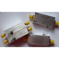 20MHZ-1GHZ Low-noise RF Amplifier Remote Control Receiver Relay 20dB Gain