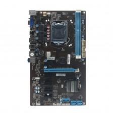 PCI-E Extender Riser Card for BTC Eth Rig Ethereum 6 GPU H81 Mining Motherboard