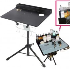 Adjustable Tattoo Working Table Desk Professional Tattoo Station Tattoo Shop Supply