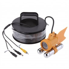 24LED Fish Finder Underwater Fishing Video 600TVL SONY CCD Camera Nightvision 20M
