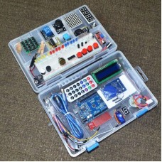 Upgrated UNO Board ULTIMATE UNO R3 Kit for Arduino LCD1602 RFID
