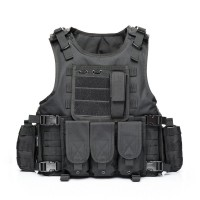 Tactical Vest Outdoor Equipment Army Fans Field Tactical Vests CS Military Combat Vest