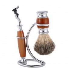 New Shaving Holder Stand for Shaving Razor Brush Stainless Steel Organizer