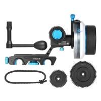 FOTGA DP500III QR A/B Follow Focus 15mm Rod Rig Arm Kit for FS700 C300 BMCC G5A4