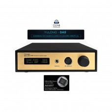 YULONG DA9 DAC Balance Headphone Amplifier AK4497 DSD DAC 384kHz/32Bi