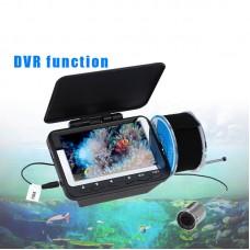 "EYOYO 4.3"" 15M Fishfinder Camera Fishing IR Underwater WiFi Camera Video Recorder DVR"