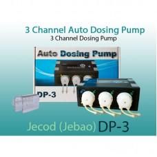 Jebao/Jecod DP-3 Auto Dosing Pump Automatic Doser for Reef Aquarium Elements