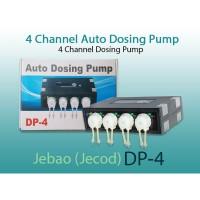 JEBAO DP-4 Version 2 Audio Dosing Pump Saltwater 4 Channel for Aquarium Reef Elements