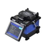 CE Optical Fiber Fusion Splicer JW4108 FTTH Fiber Optic Splicing Machine English Version