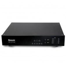 Singxer SDA-1 DAC AMP DSD512 USB2.0 PCM HDMI XMOS Decoder Amplifier xCORE-200 AK4118 Black
