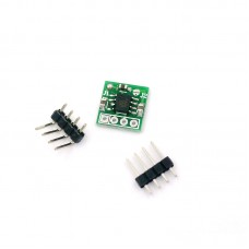 LM2662 ICL7660 ICL7662 TPS60403 Positive to Negative Voltage Reversing Module
