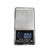 200g 0.01g Digital Scale LCD Electronic Jewelry Scales Weight Weighting Diamond Pocket Scales