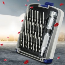 Nanch Magnetic Screwdriver Set 23 pcs with 22 Bits S2 Steel Repair Tool Kit for iPhone/Computer/Electronics/Laptops