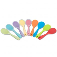Silicone Rice Spoon Sushi Scoop Heat Resistant Silicone Rice Shovel