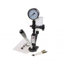 Diesel Injector Nozzle Pop Pressure Tester Dual Read Bar/PSI Gauge S60H W/Filter