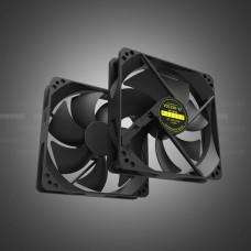 VEDDHA VD12SH 2500 High Speed Fun W/ Large Air Volume 12cm Fan for V3C V3D Mining Rig