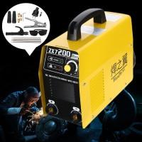 220V ZX7-200 Mini DC Inverter MMA Welder Household Electric IGBT Welding Machine