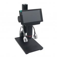 Andonstar HDMI Microscope 5 Inch Screen Digital Microscope ADSM302 for PCB Repair Tool