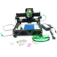 Assembled 10W 10000MW DIY Laser Engraving Machine Metal Engraver Metal Carving CNC Router Machine