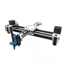 EleksMaker EleksDraw XY Plotter Pen Drawing Robot Laser Drawing Machine 1600mW