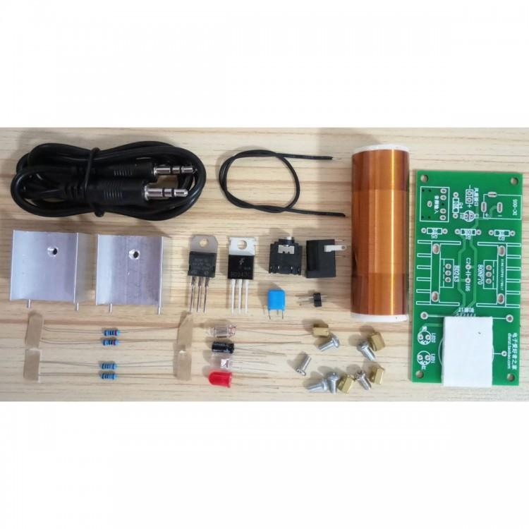Mini Tesla Coil Kit 15W Mini Music