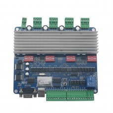 4 Axis USB CNC Controller Board USBCNC TB6560 Stepper Motor Driver Board 15KHZ