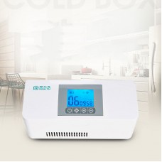 Mini Insulin Cooler Box Insulin Refrigerator Medicine Storage Travel Cold Storage Box Fridge Refrigerator