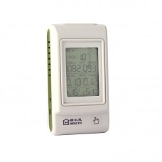 8 in 1 Gas Analyzer Fine Air Quality Detector Indoor TVOC PM2.5 Data Logger Detector