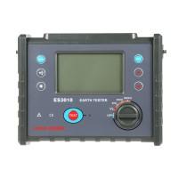 ES3010 Digital Earth Resistance Soil Resistivity Tester Meter 0-600V 0.01ohm-3000ohm
