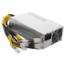 Bitmain APW3++ Power Supply PSU 12V 1200-1600W A3 PCI L3+ D3 S7 S9 110-220V