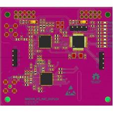JS DUPLEX A380D Board for mmdvm Duplex Radio Frequency UHF+VHF