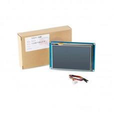 "USART HMI Intelligent Serial Port 7"" Touch Screen Enhanced Version"