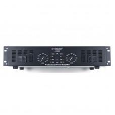 2 Channel 4500 Watts Professional Power Amplifier AMP DJ Stereo GTD Audio J4500