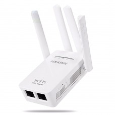 PIX-LINK LV- WR09 WiFi Range Extender Four Antennas for Incredible Converage