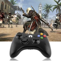 Wired USB Game Controller Joypad Game Controller for Xbox 360 PC White Black Gamepad