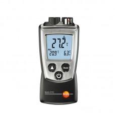 Testo810 Handheld Digital Infrared Thermometer Pyrometer Temperature Laser