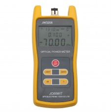 JW3208 Basic Version Handheld Optical Power Meter Fiber Optic Tester