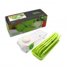 Vegetable Slicer Set Stainless Steel Cutting Vegetables Grater Gadget Cutter Kitchen Gadget