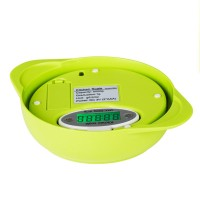 5kg/1g Food Diet Postal Kitchen Scale Digital LCD Electronic Kitchen Postal Scales with 1 Tray