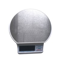 5kg/1g Kitchen Scales LCD Food Electronic Scales USB Power Digital Cooking Diet Weighing Tools